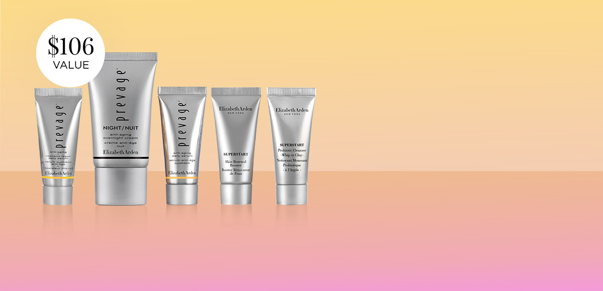 6-Piece Gift with any $75 purchase