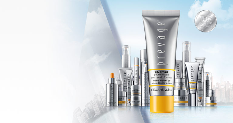 PREVAGE® City Smart Detox Peel Off Mask