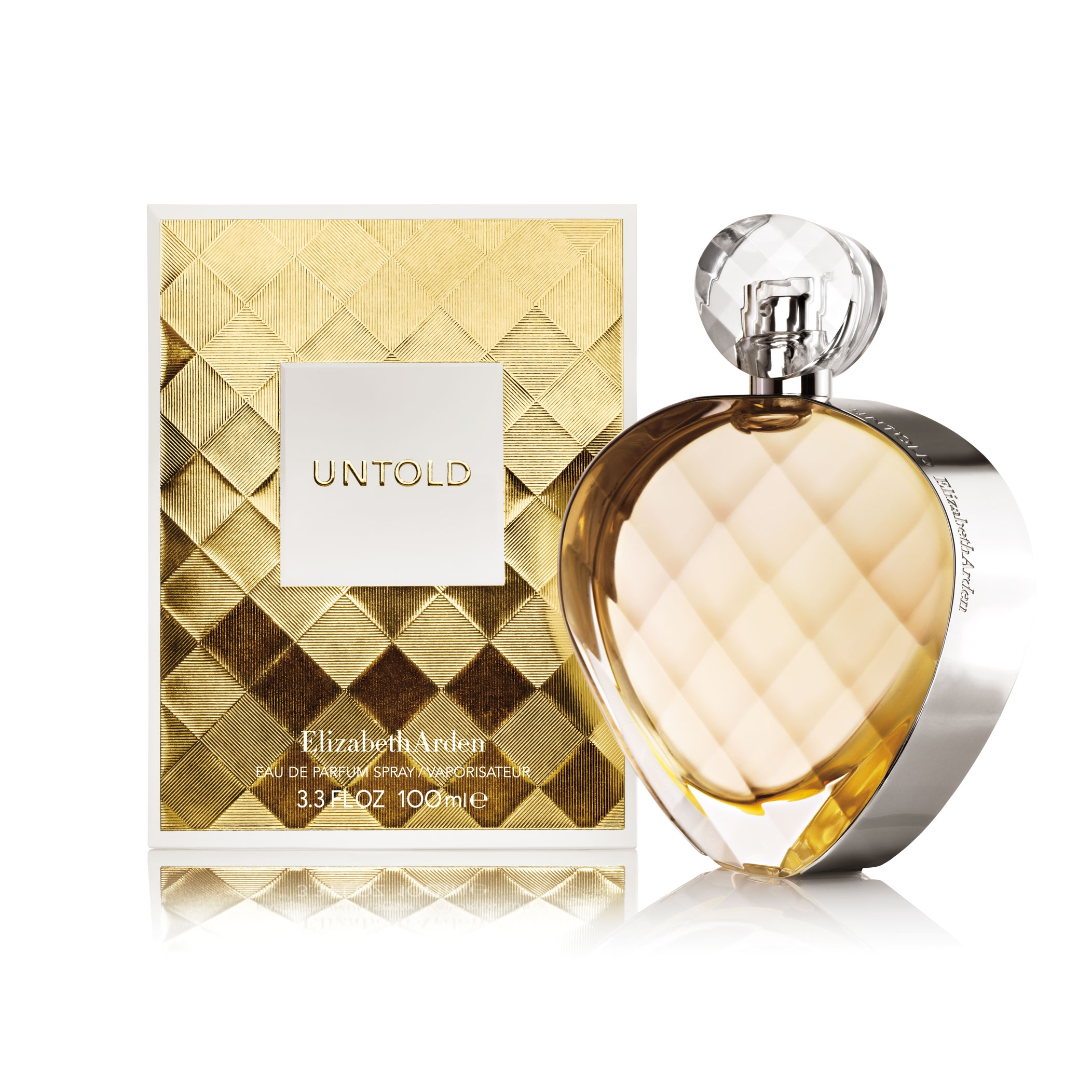 Elizabeth Arden Untold Perfume Spray Fragrance Master Cologne Black Musk