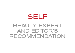 Self Beauty Expert and Editor's Recommendation