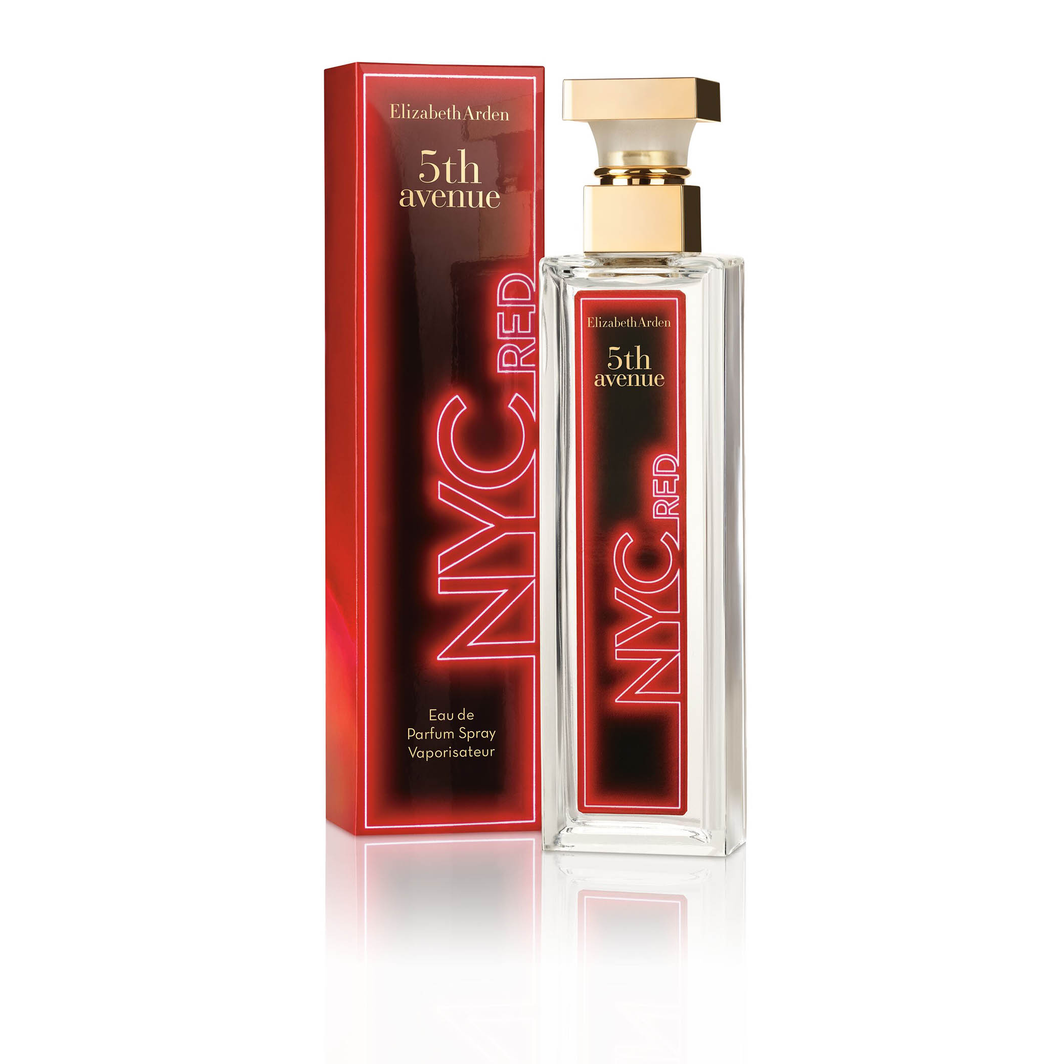 5th Avenue NYC Red Eau De Parfum Spray, , large