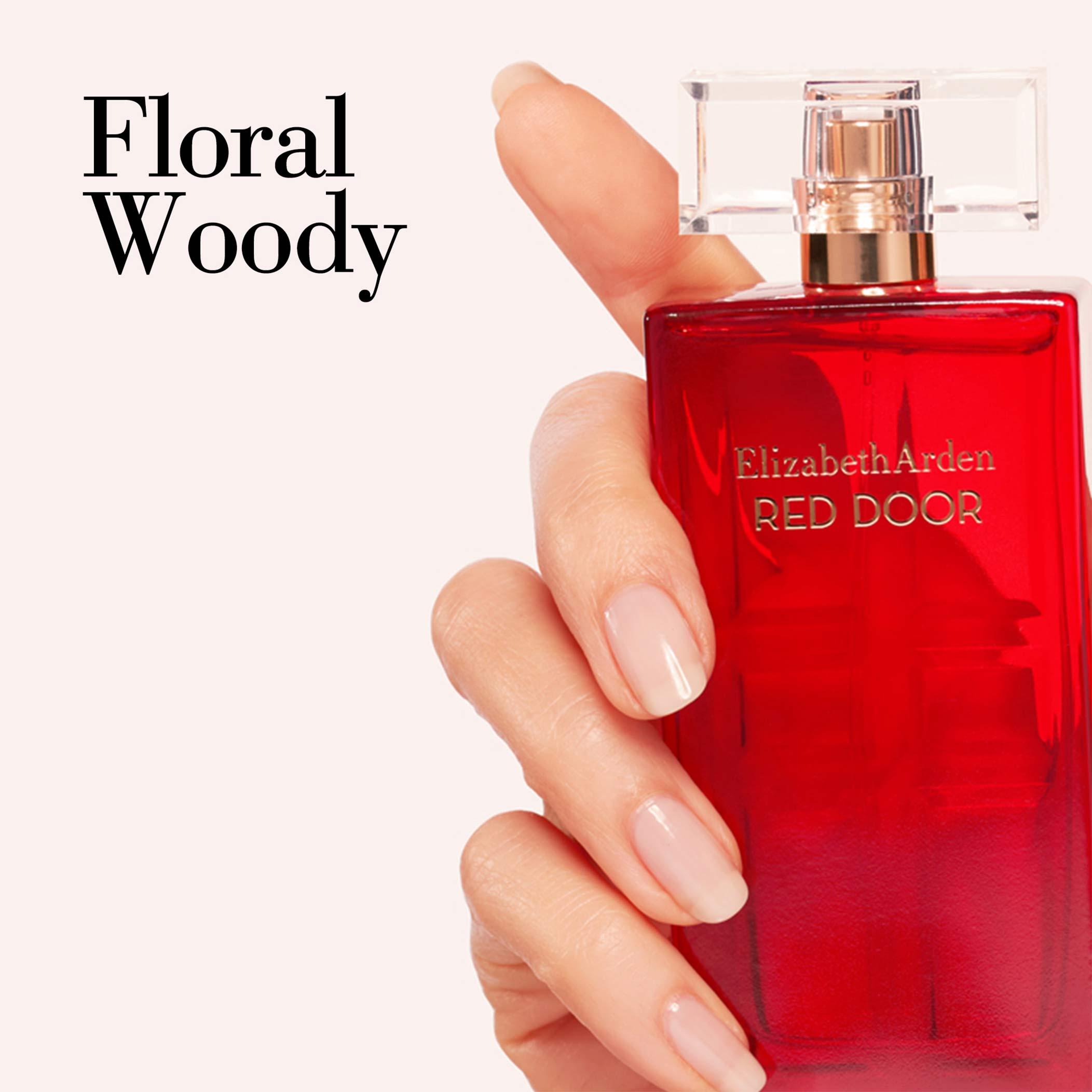 Floral Woody