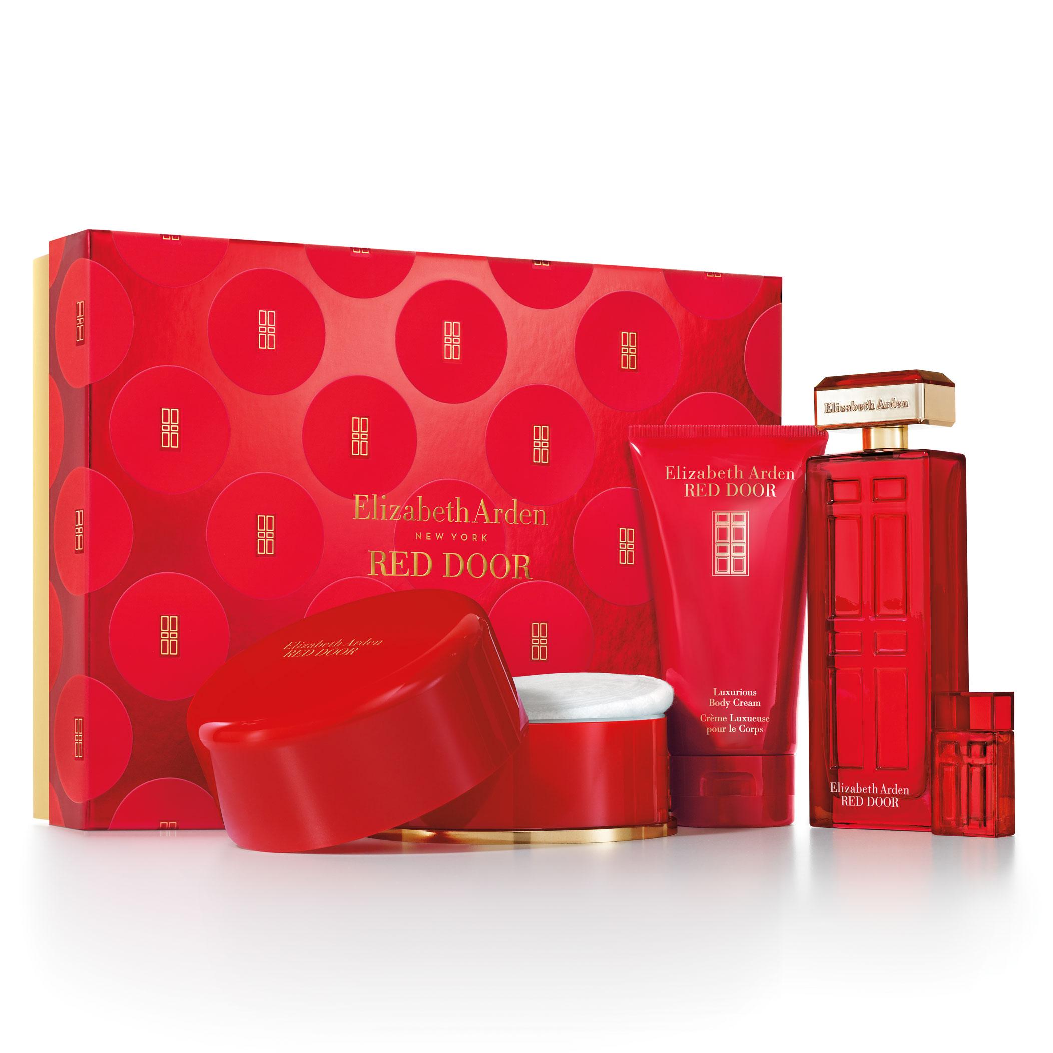 Red Door Iconic Holiday Gift Set Elizabeth Arden
