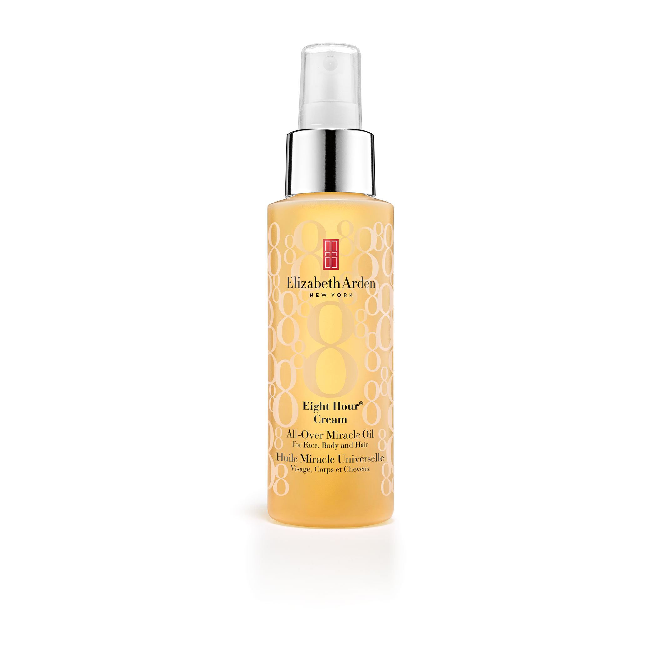 Eight Hour Cream All Over Miracle Oil With Tsubaki Body Lotion Sp 100ml