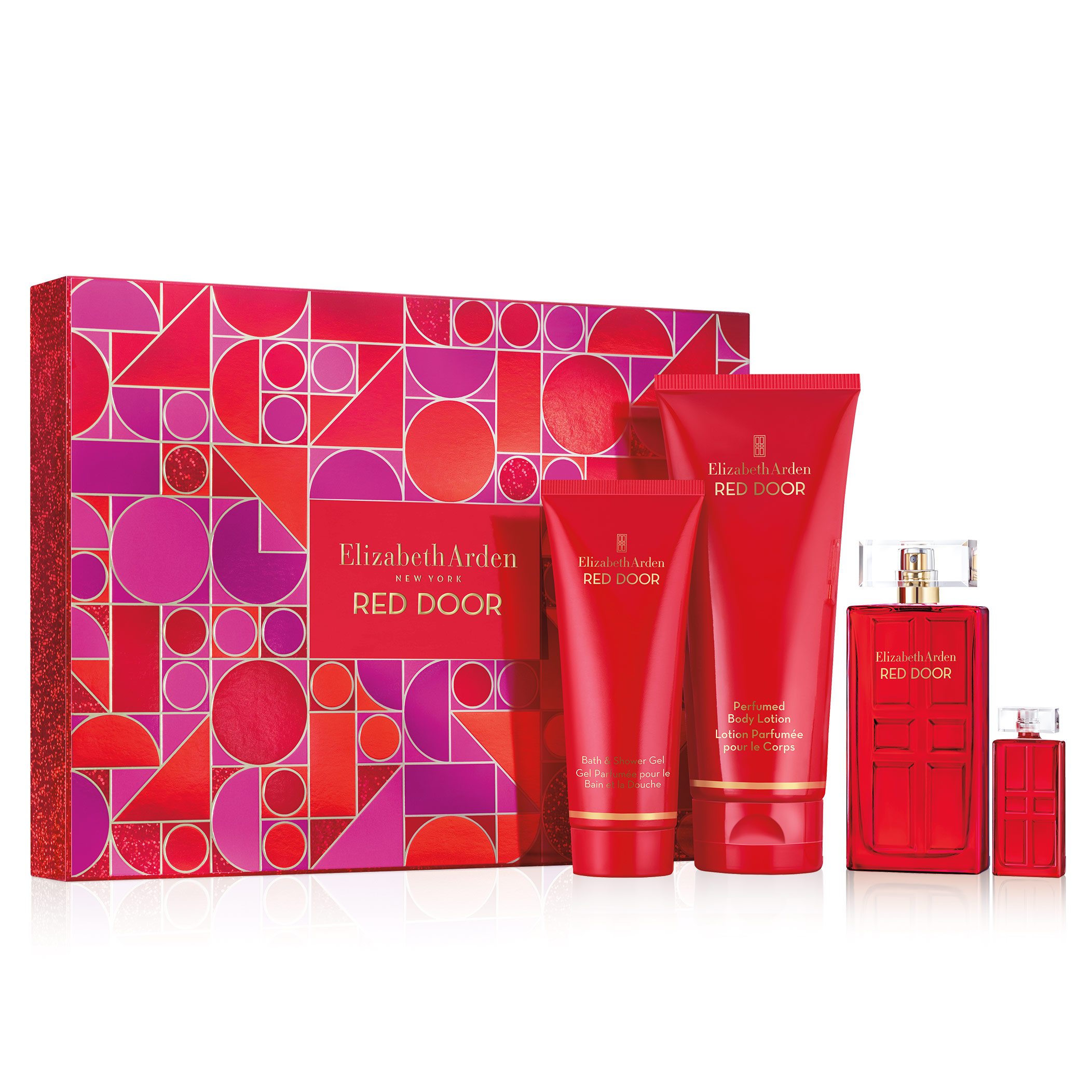 Red Door Glamour Collection A 153 Value Elizabeth Arden