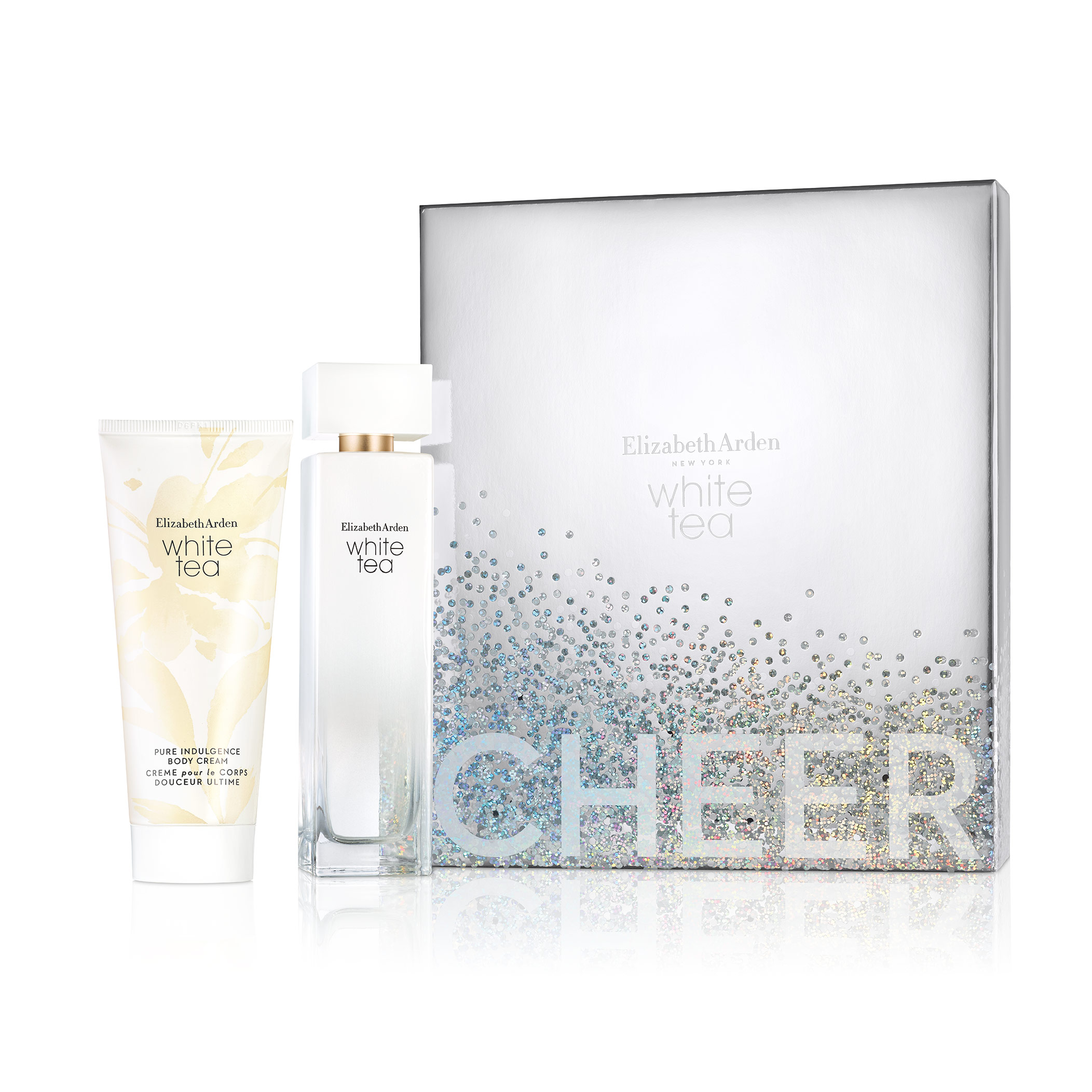White Tea 3.3oz Eau De Toilette 2-Piece Set, (a $58 value), , large