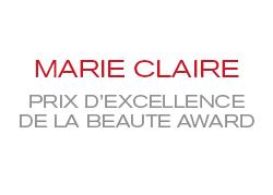 Marie Claire Prix D'Excellence de la Beaute