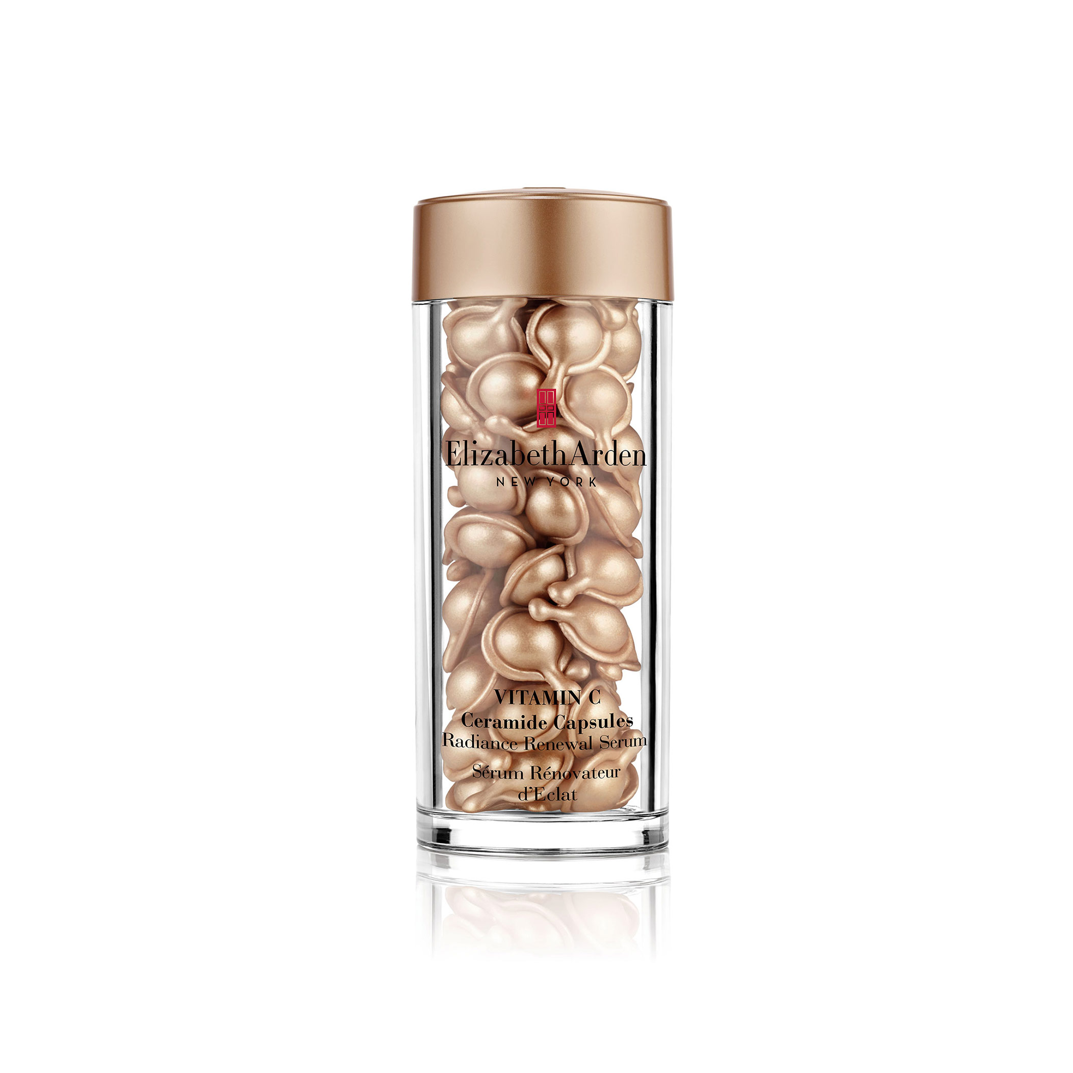 Vitamin C Ceramide Capsules Radiance Renewal Serum 60-Piece, , large