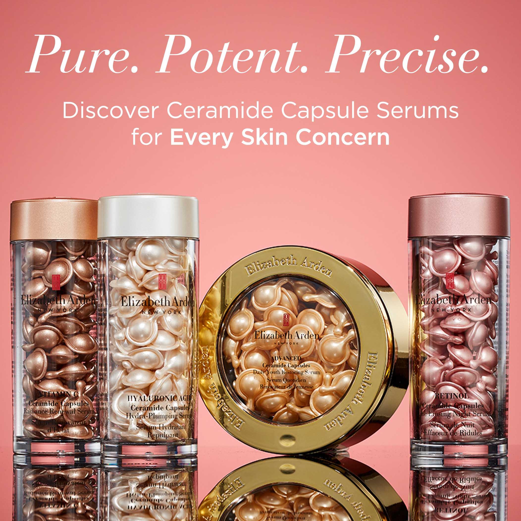 Discover Ceramide Capsules Serums for every skin concern