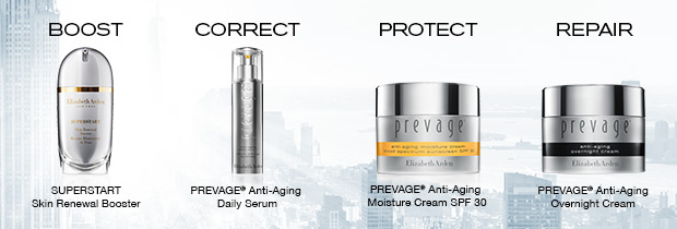 PREVAGE City Smart Regimen
