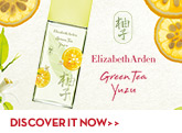 New Green Tea Yuzu Perfume at Elizabeth Arden