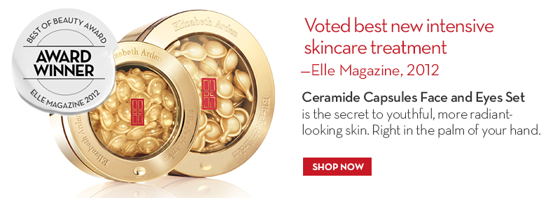 Ceramide Capsules Face and Eyes Set, Voted best new intensive skincare treatment – Elle Magazine, 2012